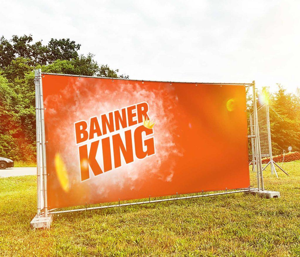 Bauzaunbanner drucken 350 x 200 cm banner - Banner drucken freeware ...