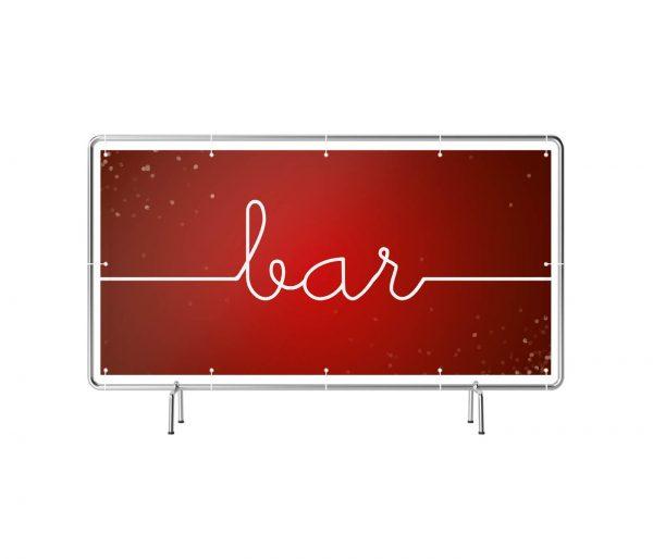 Bar rot Banner