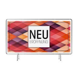 Neueröffnung Banner