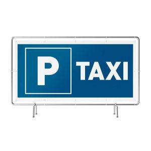 Parken Taxi Banner