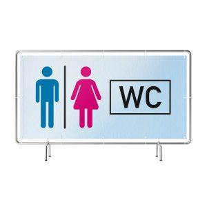 WC Standard m/w Banner