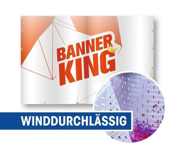 Mesh Textilbanner