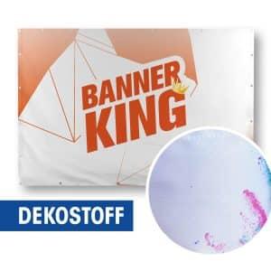 Softimage Dekostoff Textilbanner