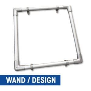 Banner Rahmen Design von Banner King