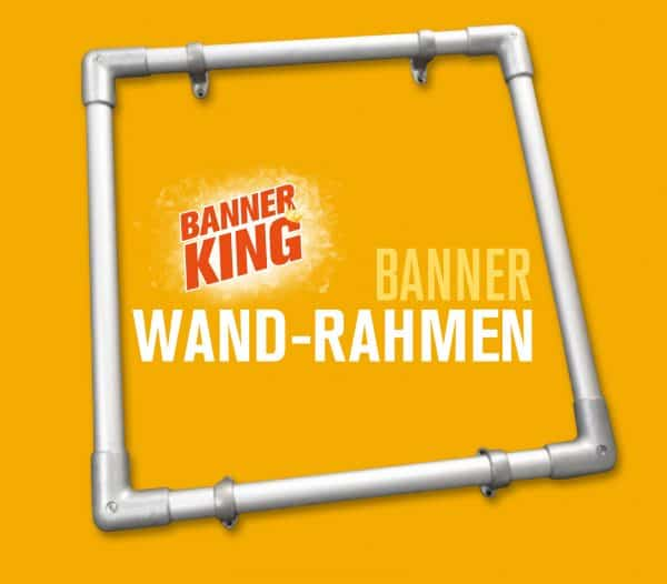 Banner-Wandrahmen - Design