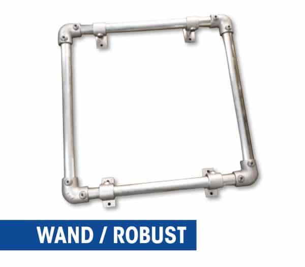 Banner Wandrahmen Robust