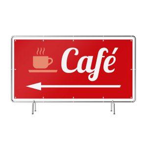 Café links rot