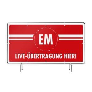 EM Live-Übertragung