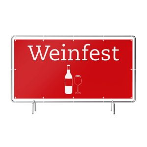 Weinfest rot