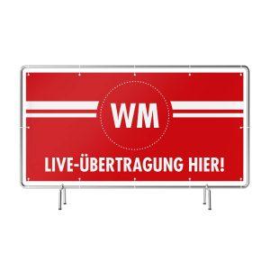 WM Live-Übertragung