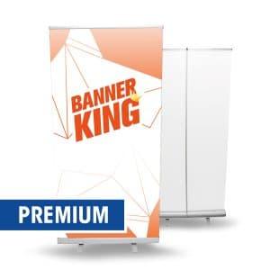 Premium Rollup Display