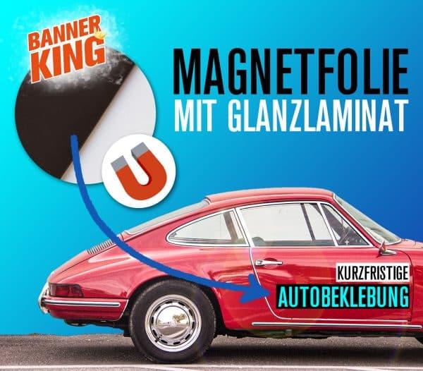Magnetfolie mit Wunschmotiv