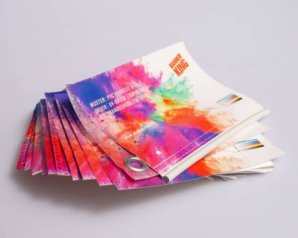 Musterpaket alle Materialien inkl. 10 € Gutschein